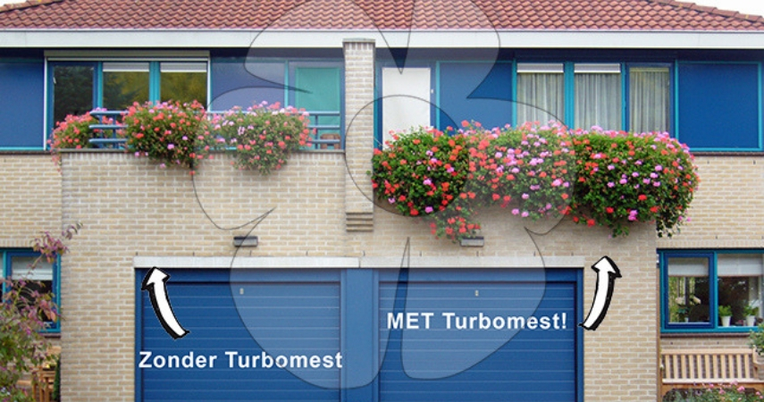 Turbo plantenvoeding Tuincentrum De Bruijn